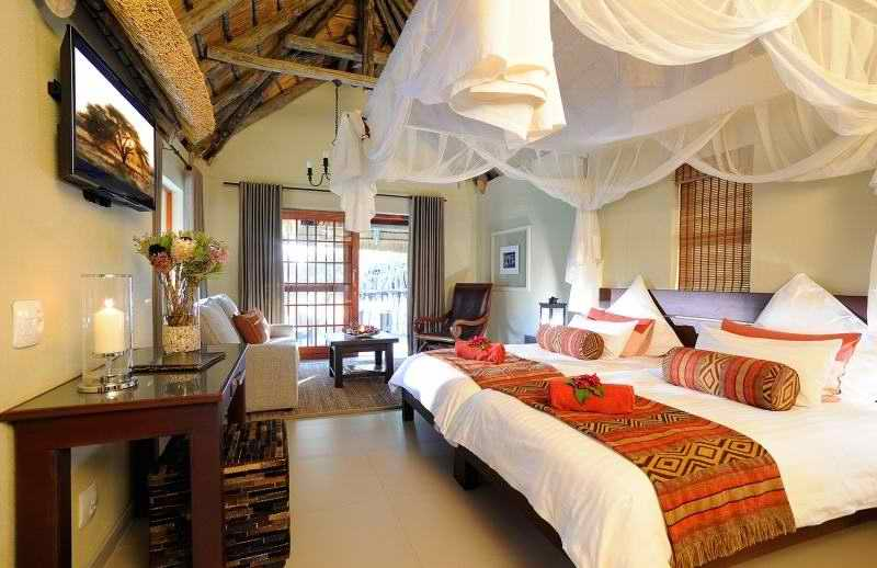 Double Room at Frans Indongo Lodge